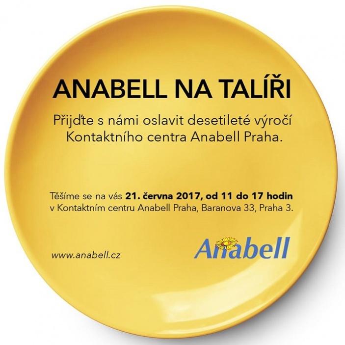 Anabell na talíři