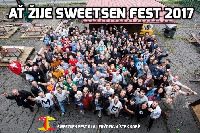 14. ročník Sweetsen festu