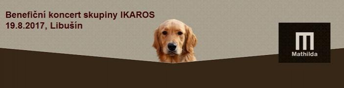 Benefiční koncert skupiny IKAROS