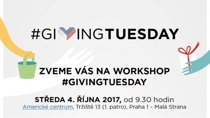 Workshop #GivingTuesday