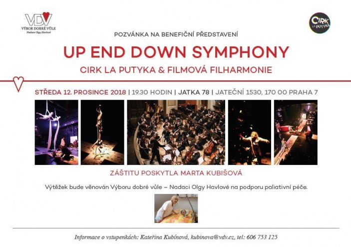 Up End Down Symphony