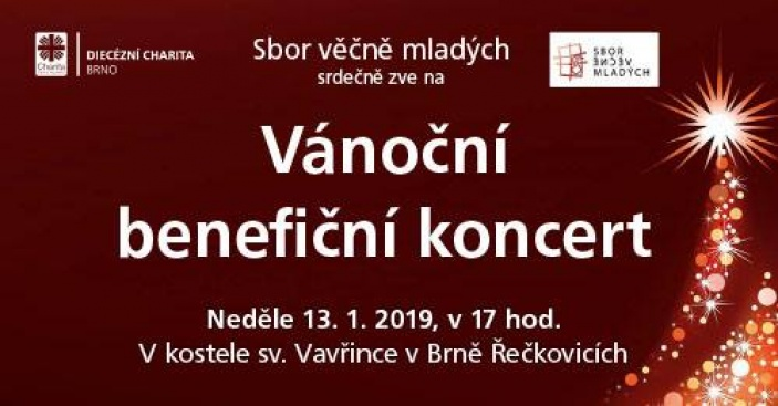 Benefiční koncert pro Domácí hospic sv. Lucie