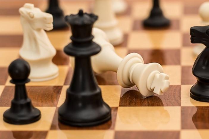 Klub šachu a deskových her
