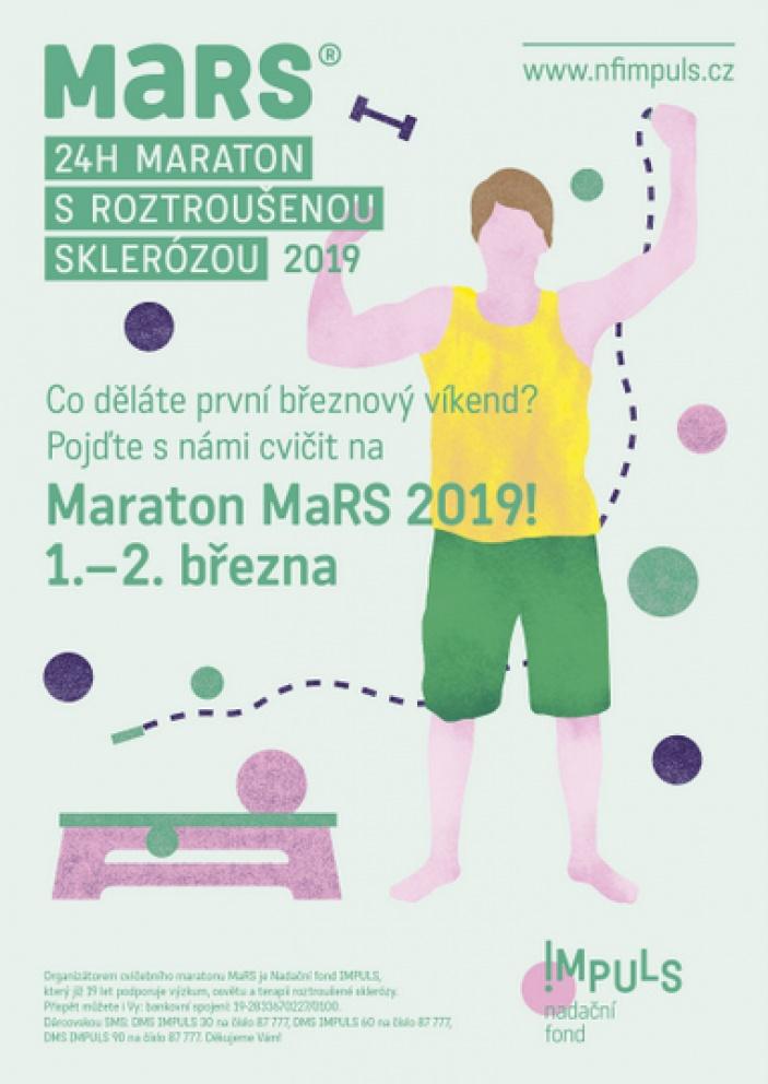 Maraton s roztroušenou sklerózou 2019