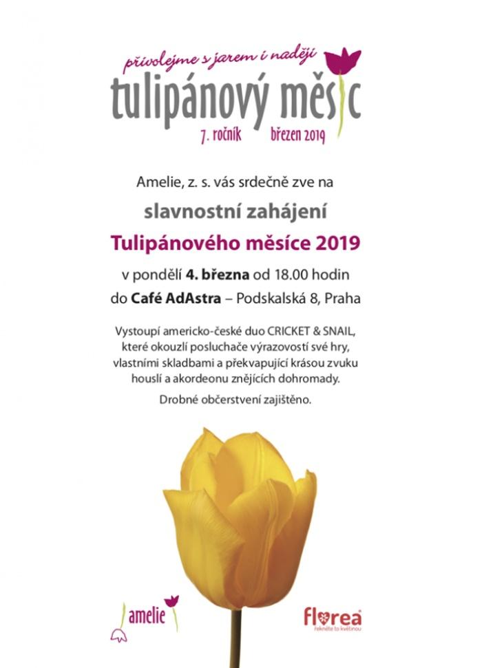 Zahájení Tulipánového měsíce