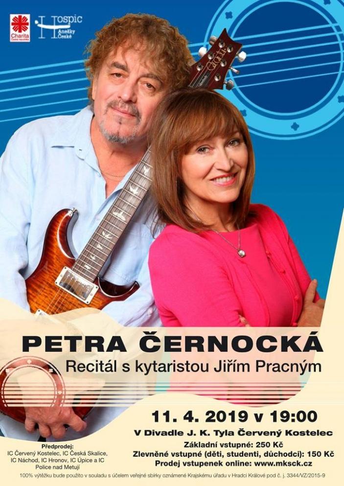 Koncert Petry Černocké