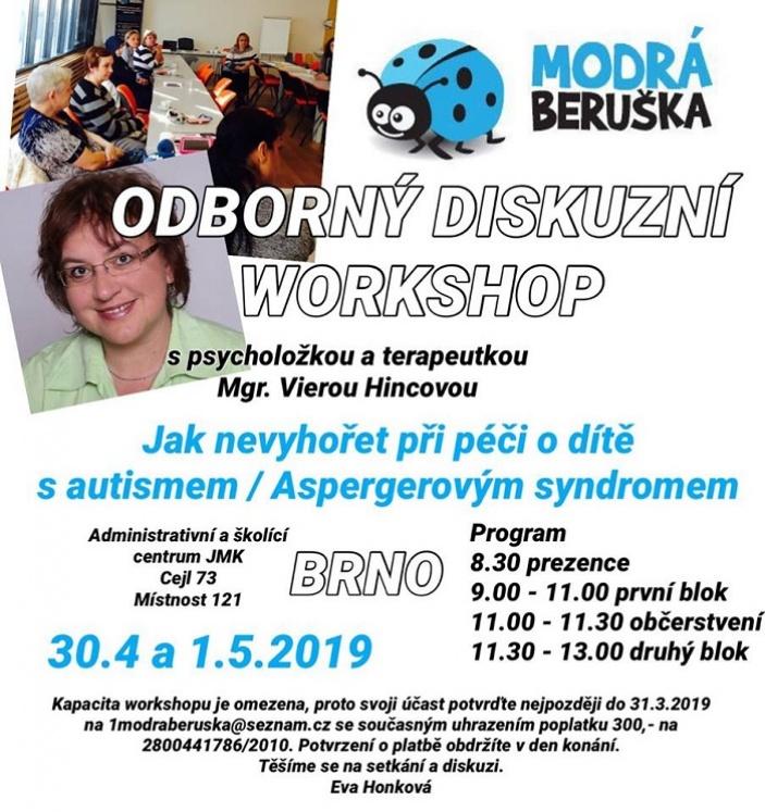 Odborný diskuzní workshop