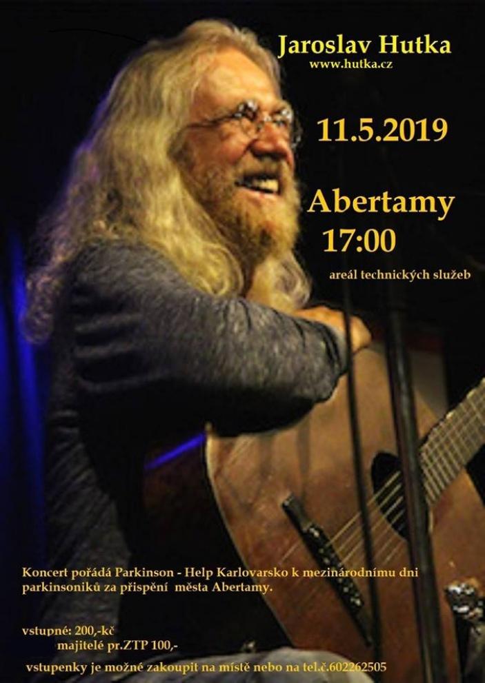 Koncert Jaroslva Hutky