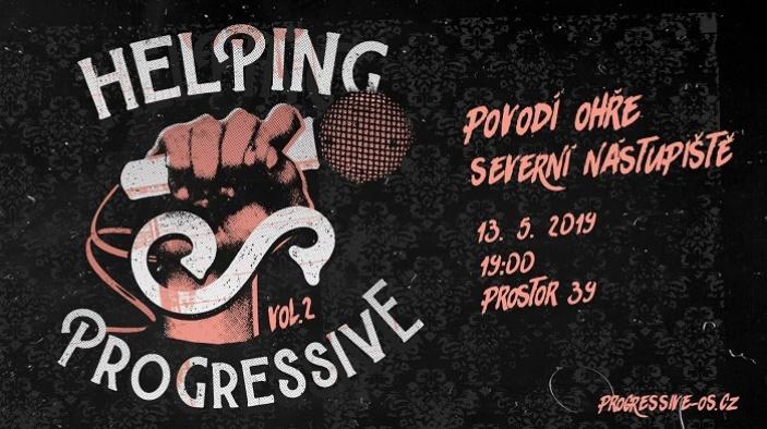 Helping is Progressive Vol. 2