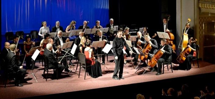 Benefiční koncert Komorního orchestru Slávy Vorlové