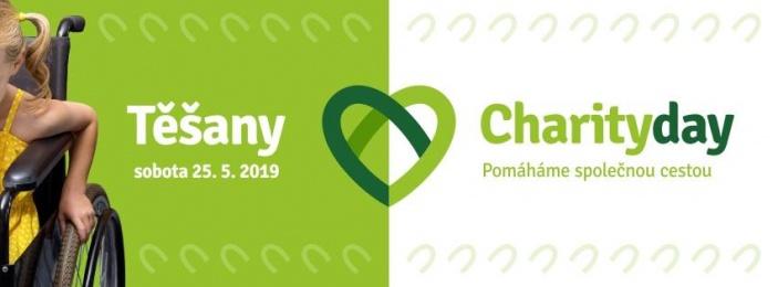 Charity DAY - pomáháme společnou cestou