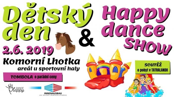 Dětský den & HAPPY Dance Show