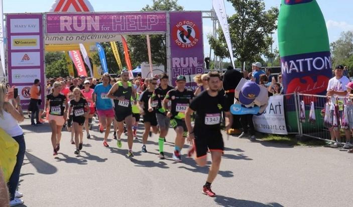 Run for Help Praha 2020