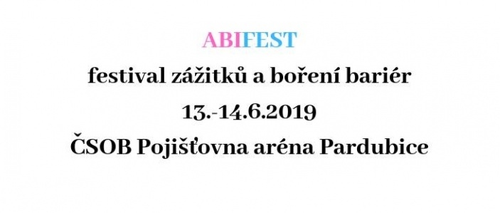 AbiFest - festival zážitků