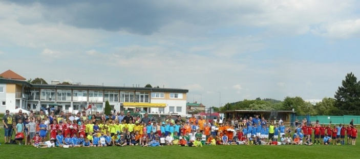 6. ročník charitativního fotbalového turnaje