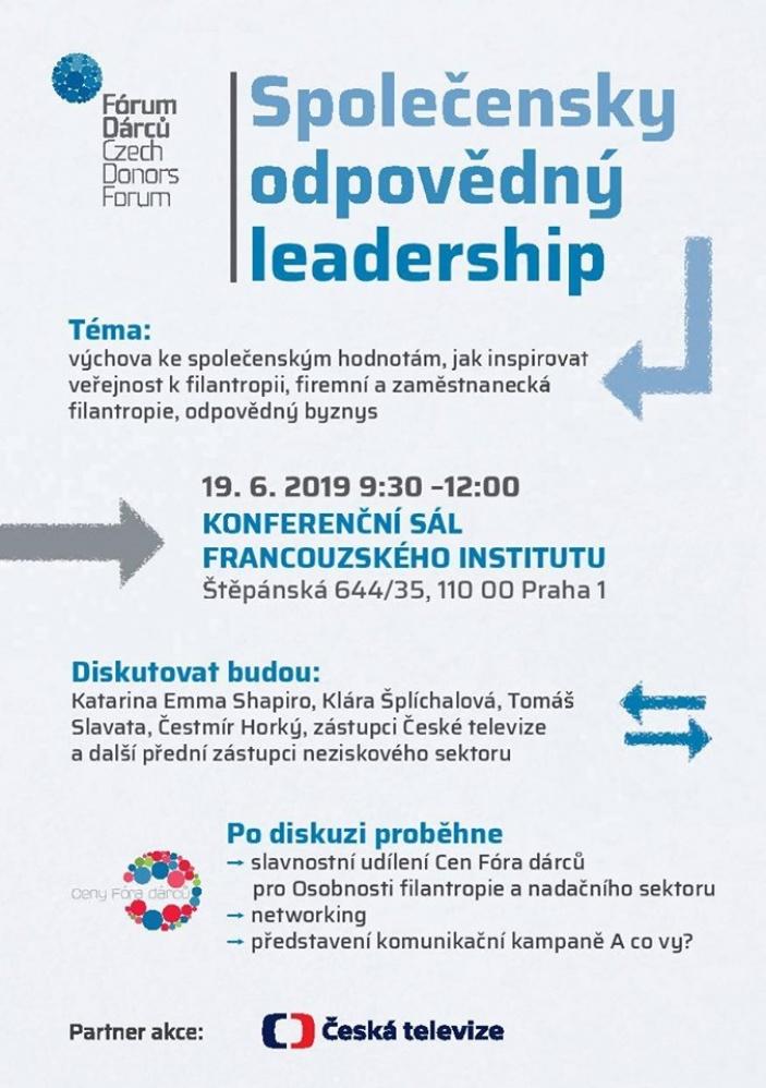 Společensky odpovědný leadership