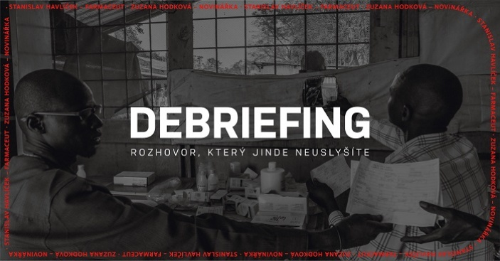 Debriefing | Zuzana Hodková a Standa Havlíček