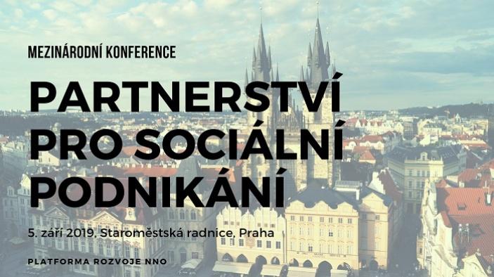 Partnerství pro sociální podnikání