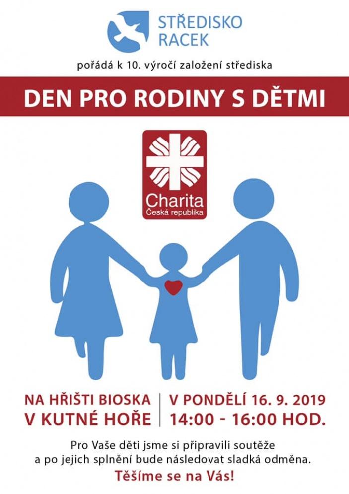 Den pro rodiny s dětmi