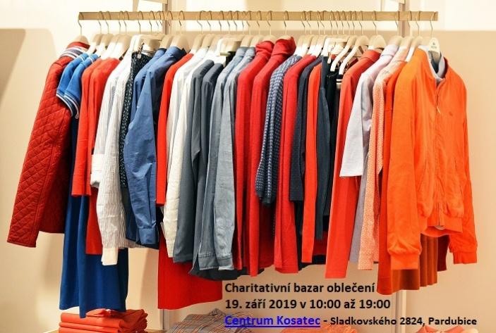 Charitativní bazar oblečení