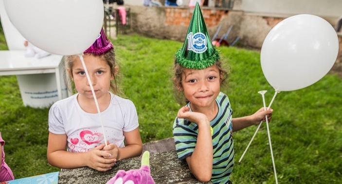 Festival 20 let azylového domu