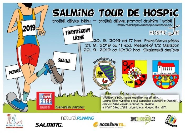 Salming Tour de Hospic 2019