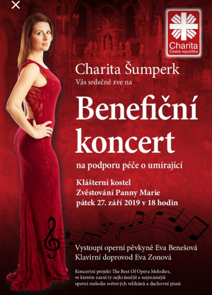Benefiční koncert
