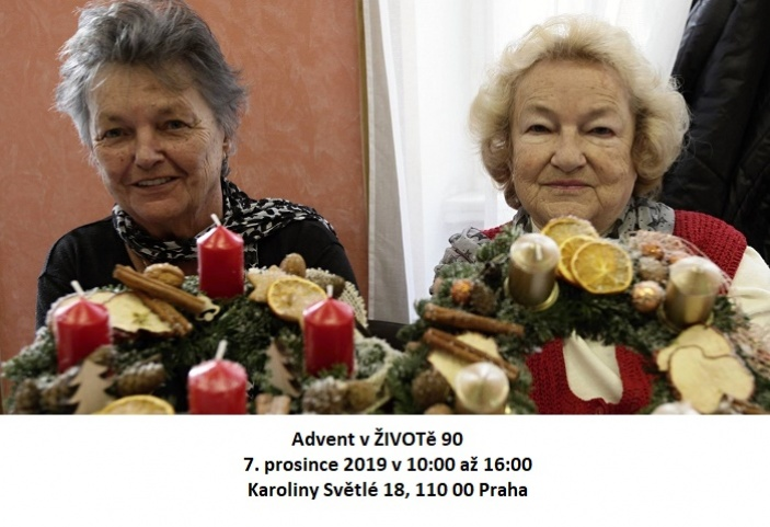 Advent v ŽIVOTě 90