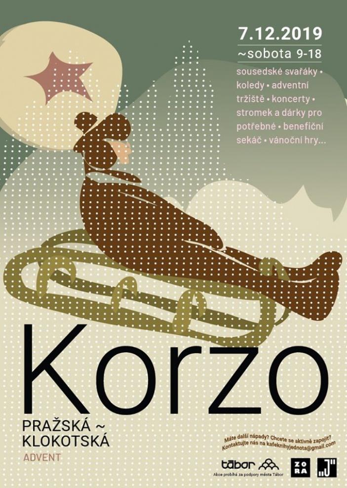 Korzo Pražská - Klokotská