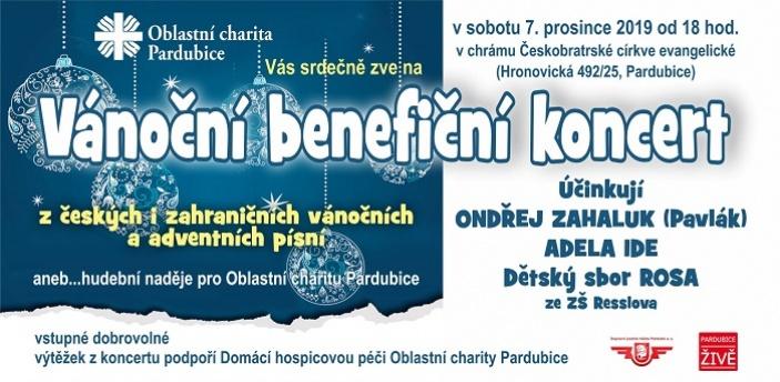 Vánoční benefiční koncert