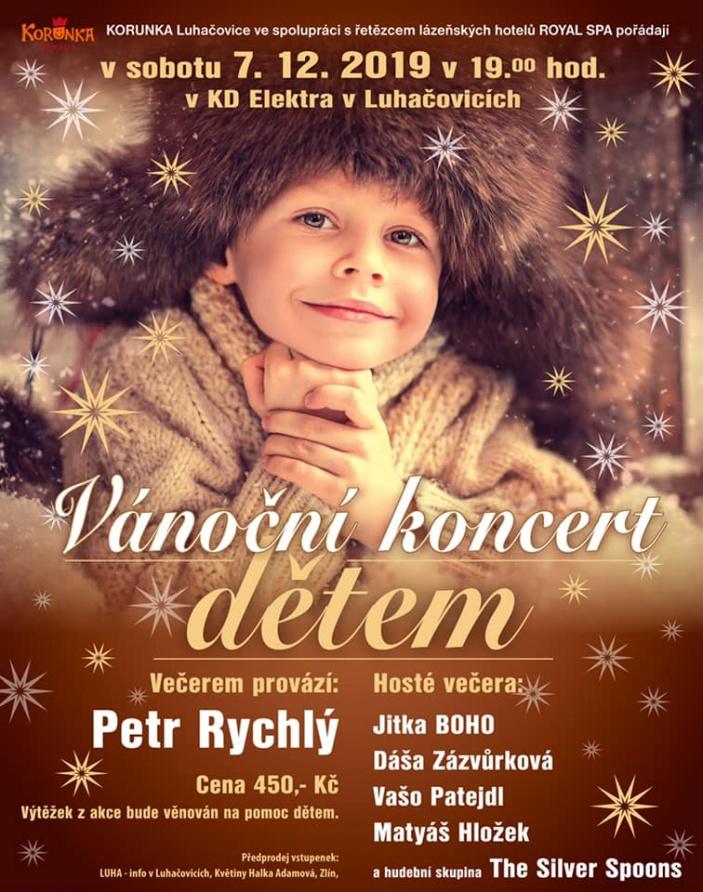 Vánoční koncert pro Korunku