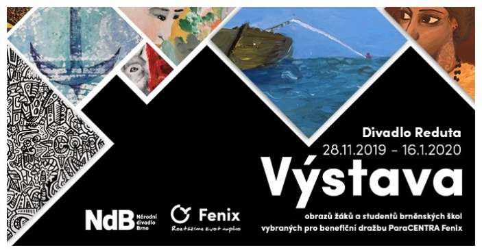 Dražba obrazů pro Fenix