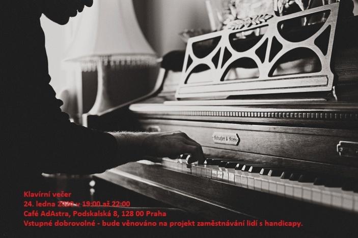 Klavírní večer