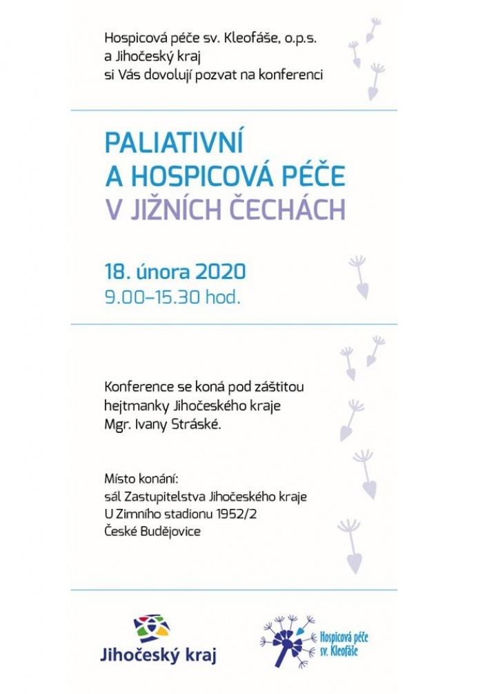 Konference o paliativní a hospicové péči