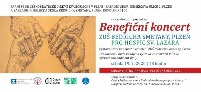 Benefiční koncert ZUŠ Bedřicha Smetany