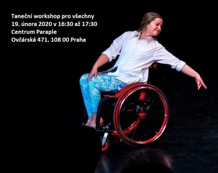 Taneční workshop pro všechny