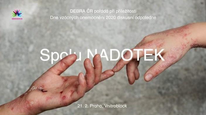 Spolu Nadotek v Praze
