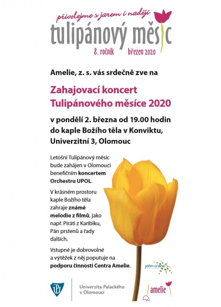 Benefiční koncert Orchestru UPOL