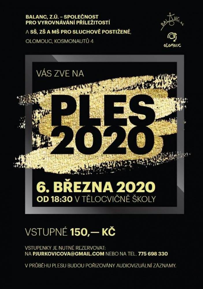 Ples 2020
