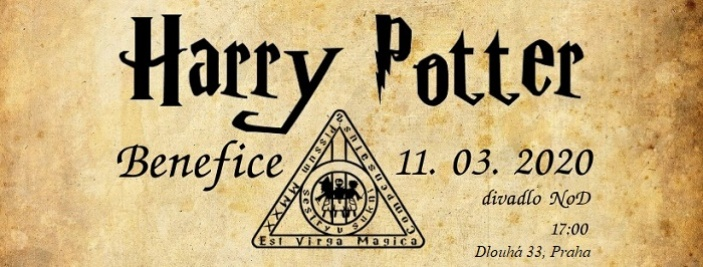Harry Potterovská benefice 2020