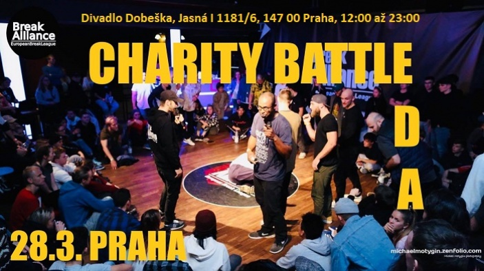 Charity Battle for EDA