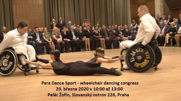Para Dance Sport - wheelchair dancing congress