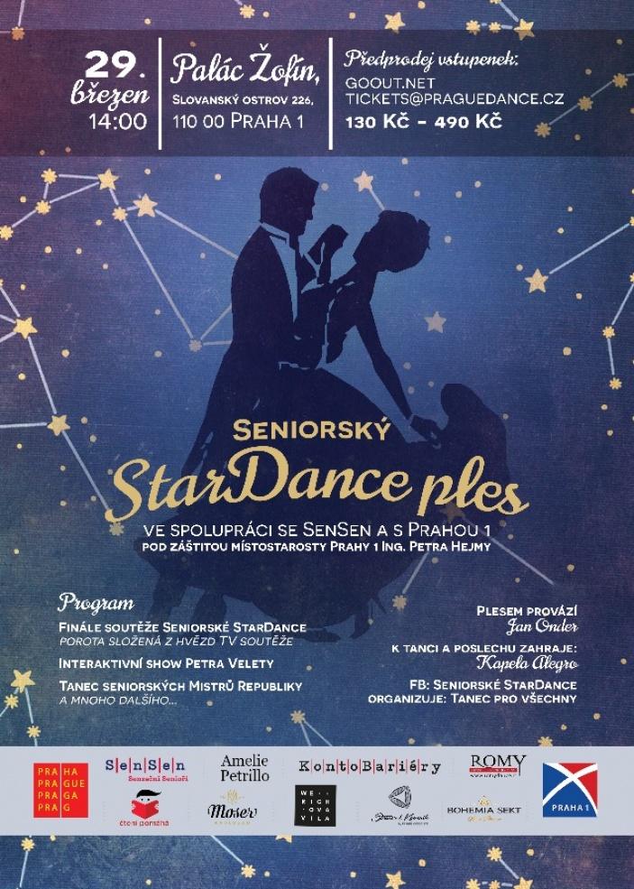 Seniorské Stardance