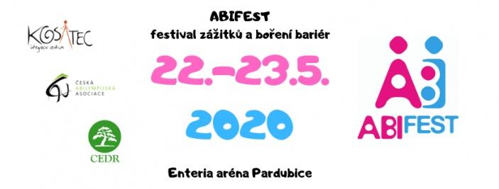 AbiFest 2020 - festival zážitků a boření bariér