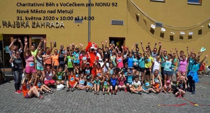 Charitativní Běh s VoCečkem pro NONU 92