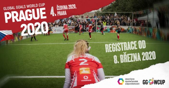 Global Goals World Cup Prague 2020