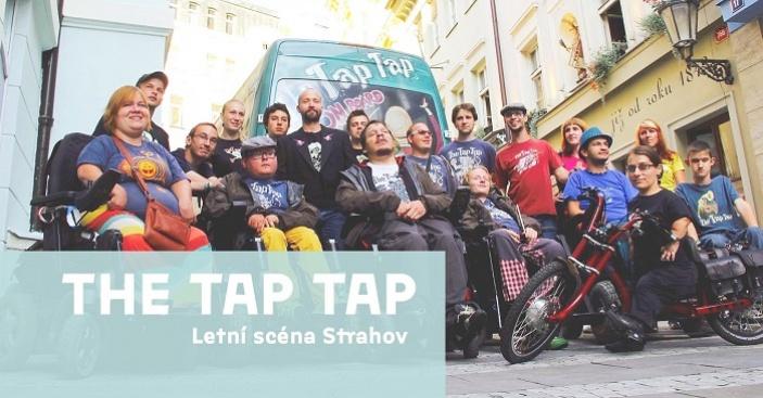 The Tap Tap   Letní Scéna Strahov