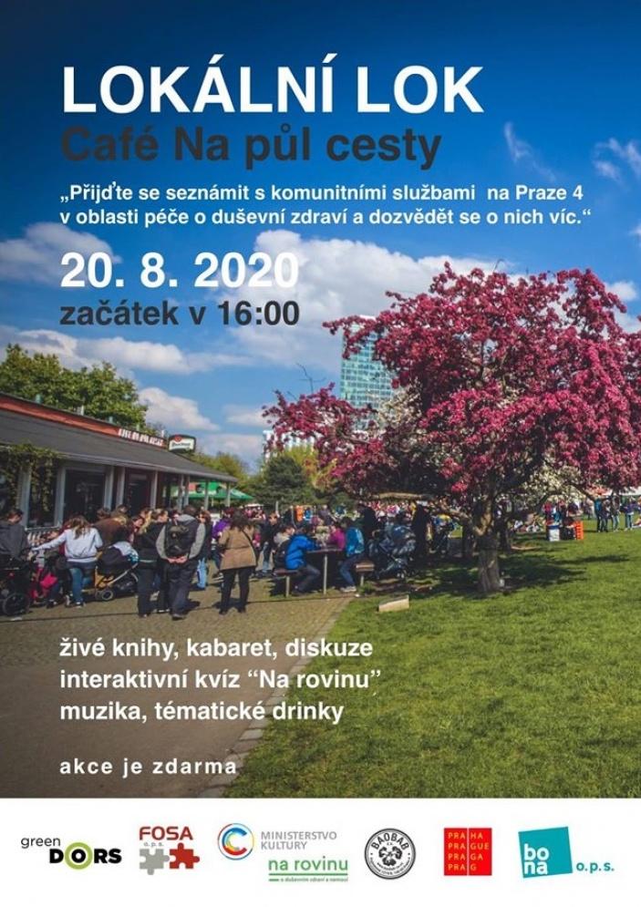 LOKÁLNÍ LOK   duševní zdraví na Praze 4