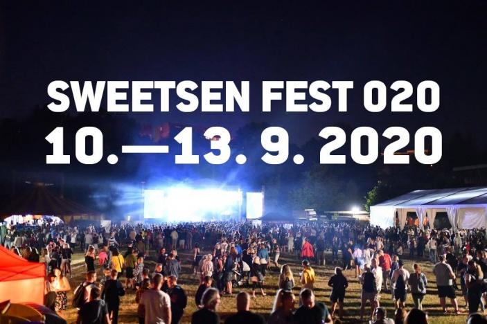 NOVÝ Sweetsen Fest 2020 - benefiční festival