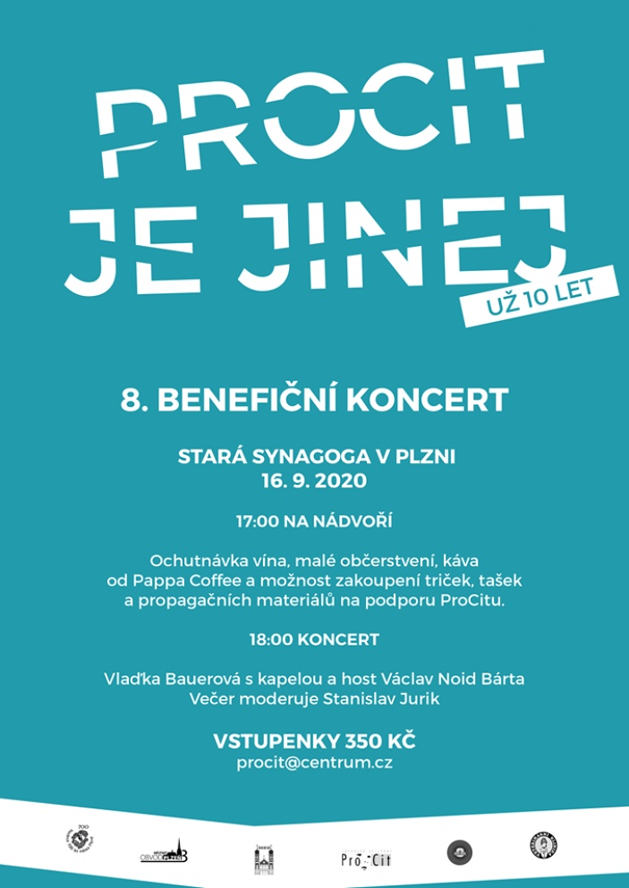 8. Benefiční koncert ProCit